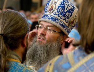 архиепископ Запорожский и Мелитопольский владыка Лука