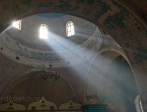 Таинственный свет