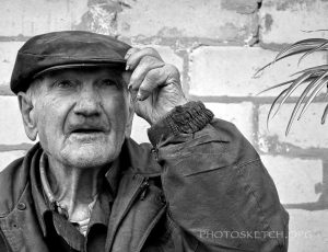 старичок