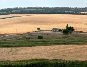 домик в поле