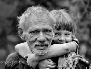 воспитание внучки