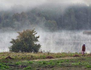 туманы над рекой