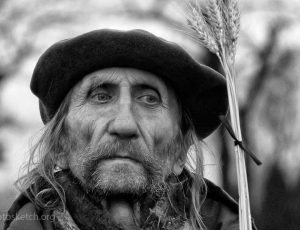 портрет украинца
