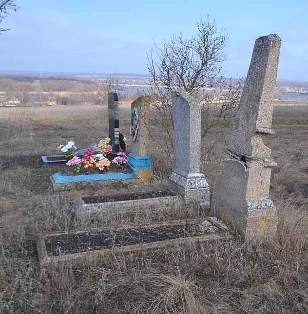 Кладбище села Терновка
